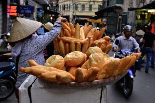 vietnam bread sedge hat
