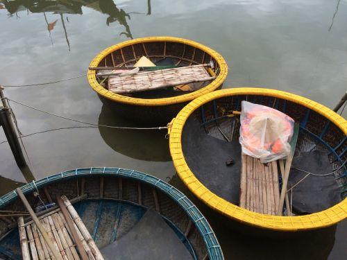 vietnam boats fischer