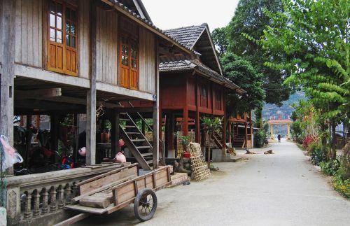 vietnam maichau homestay