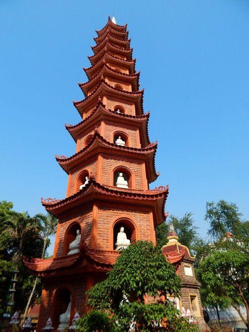 vietnam hanoi buddhism