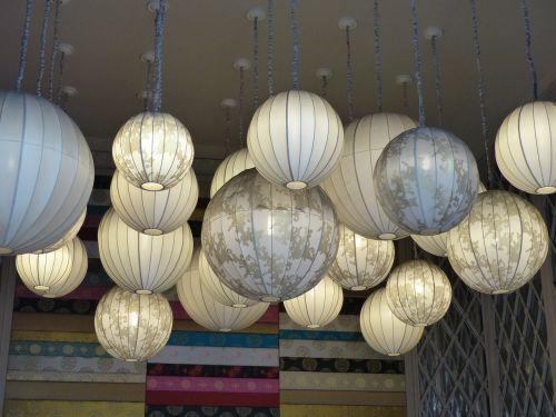 vietnam chinese lanterns design