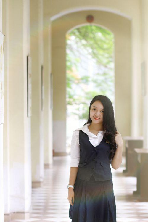 beautiful girl vietnamese