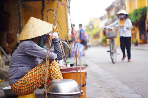 vietnamese vendor seller