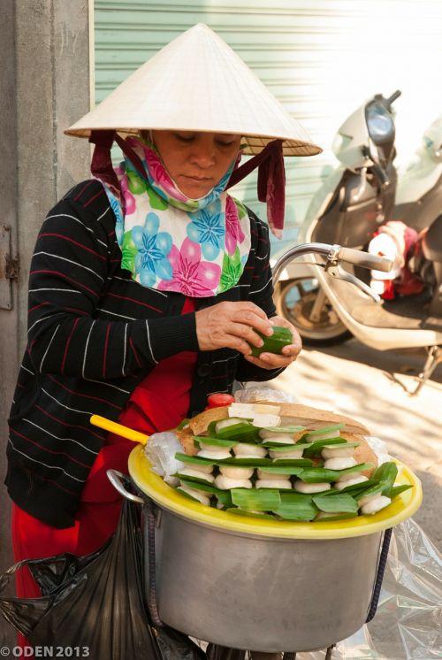 vietnamese cake ho chi minh city