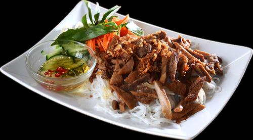 vietnamese  asian  rice noodles