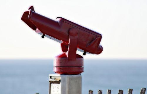 view telescope sea