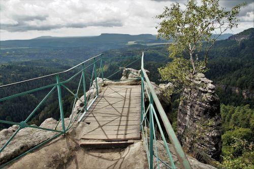 view bridge railing