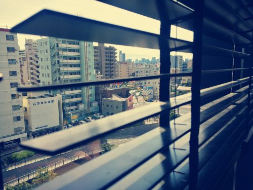 view blinds japan