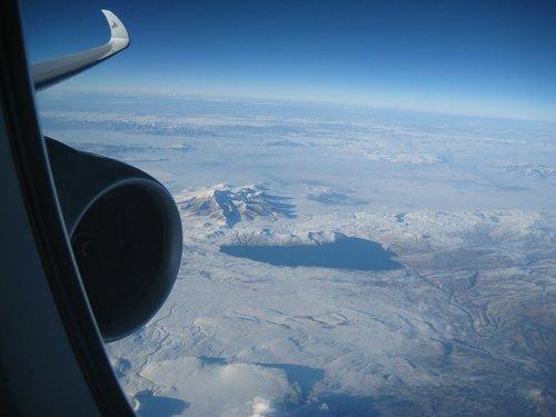 view  flight  turbine