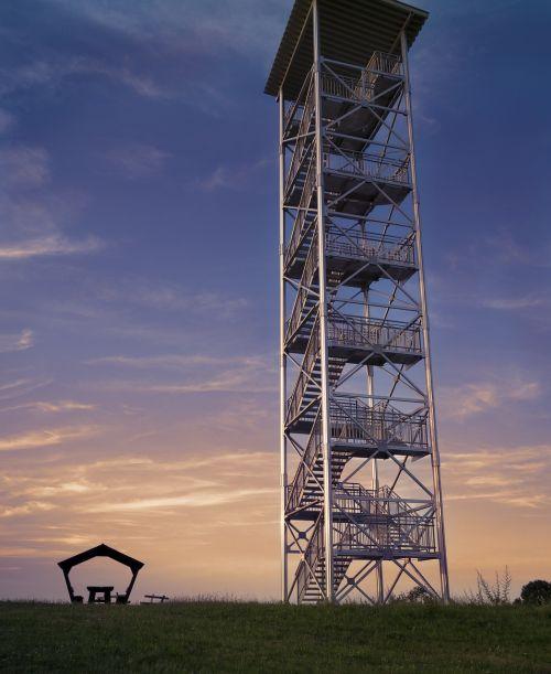 view tower landscape