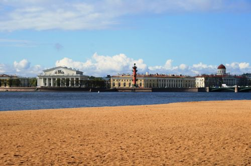 View Across The Neva
