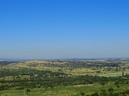 View Of Surrounding Hills