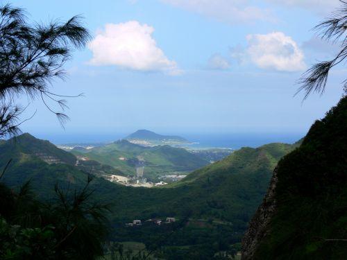 View Over Kauai