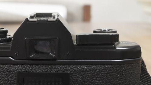 viewfinder camera old