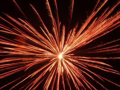 views fireworks pretty