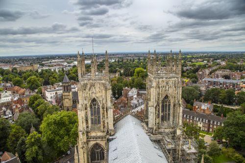 Views From York Minster