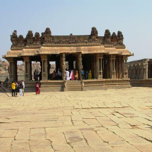 vijaya vittala temple hampi india
