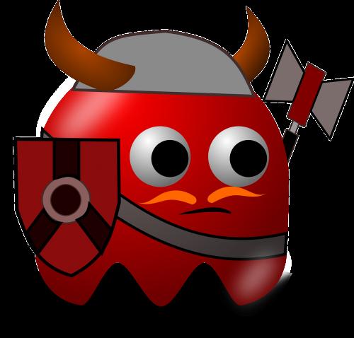viking pacman pac-man