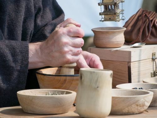 viking re-enactment history