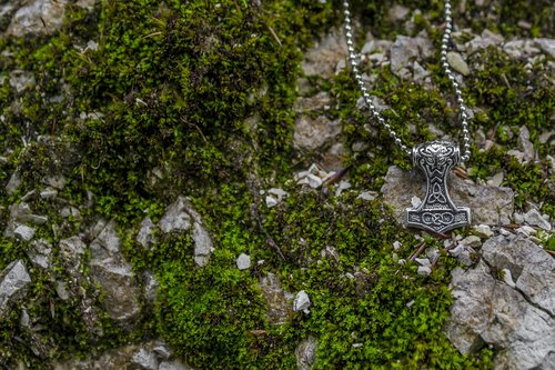 viking  thor  jewellery