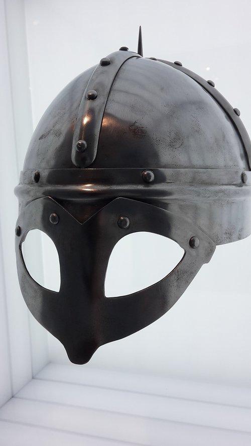 viking  helm  knight