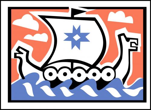 vikings estonian matchbox