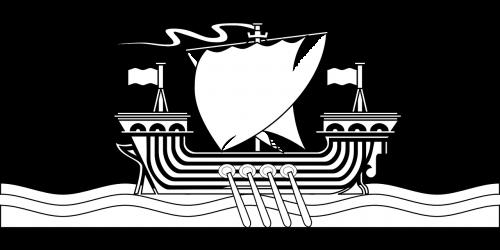 vikings ship sailing ship