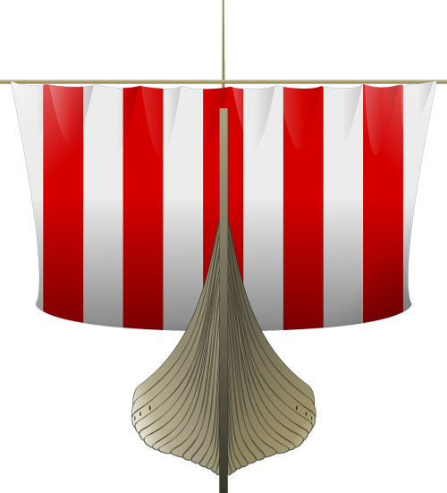 vikings ship boat