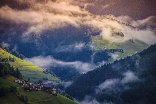 viles ladinies fog