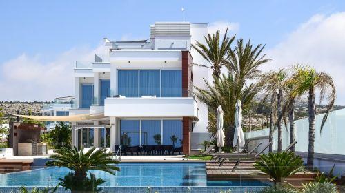 villa architecture house