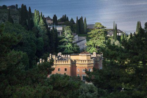 villa castle dream home