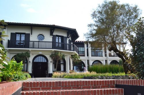villa landes house