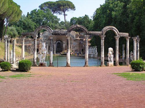 villa adriana hadrian's villa tivoli