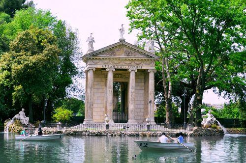 villa borghese roma rome