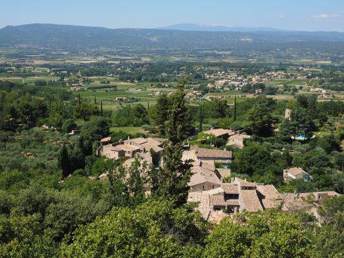 village france provence