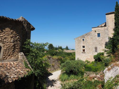 village france artists village