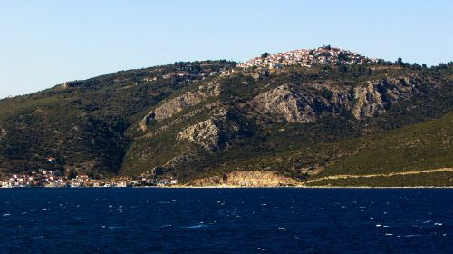 kaimas,Pelio,pusiasalis,architektūra,tradicinis,trikkeriai,Graikija