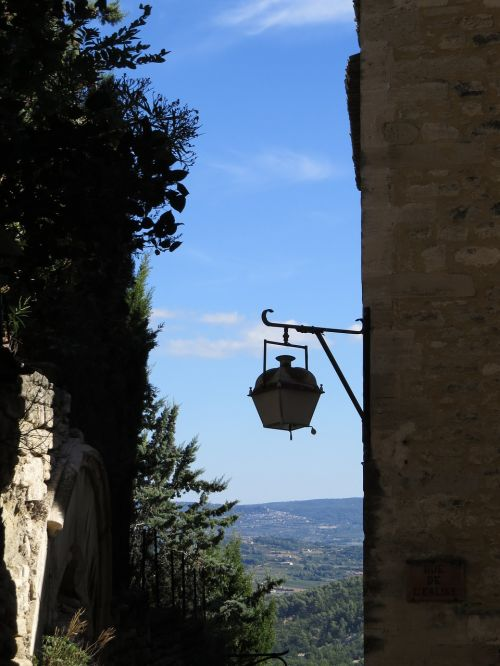 village south of france idyll