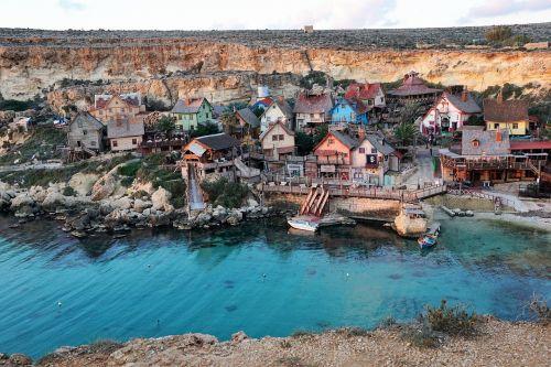 village water nature