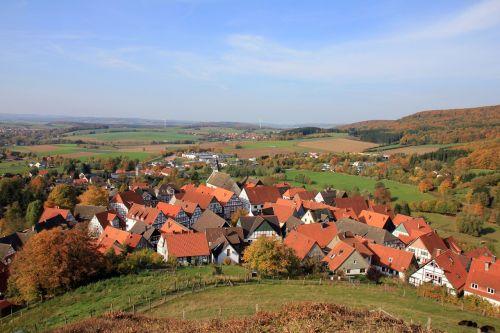 village homes landscape