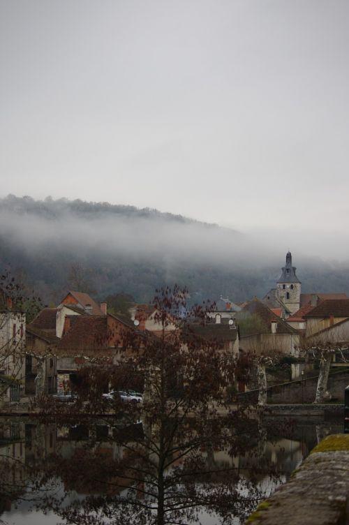 village france aveyron