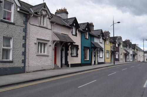 village ireland house