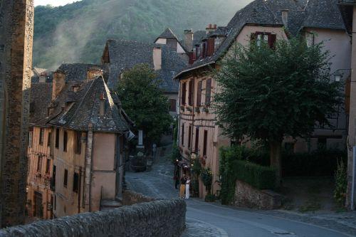 village medieval france