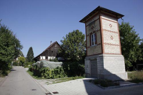 village rümlang stone house