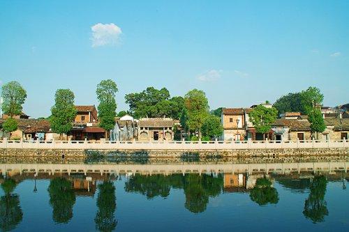 village  quaint  china