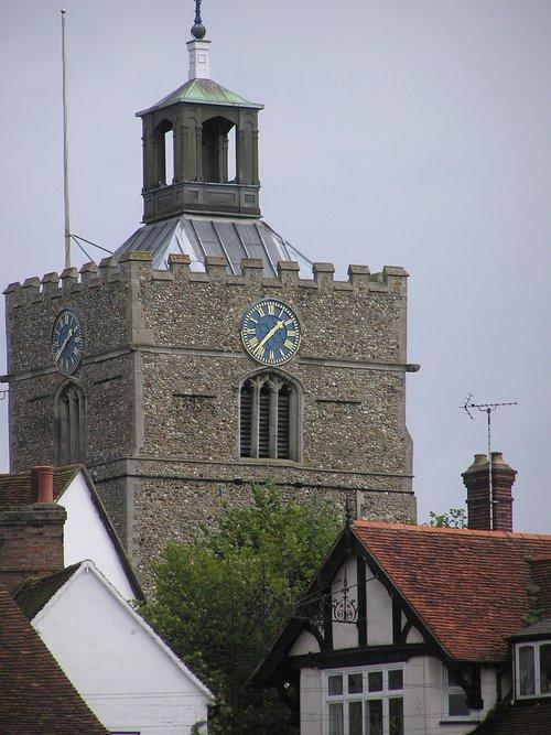 village  english village  finchingfield