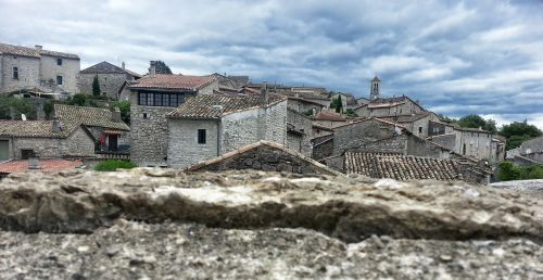 village medieval medieval village