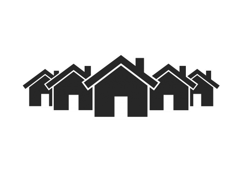 kaimo piktograma,piktograma,kaimas,namo piktograma,simbolis,pastato piktogramos,Miestas,pastatas,namas