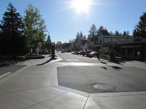 village square town road