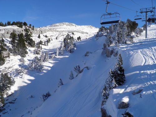 villard-de-lans france snow
